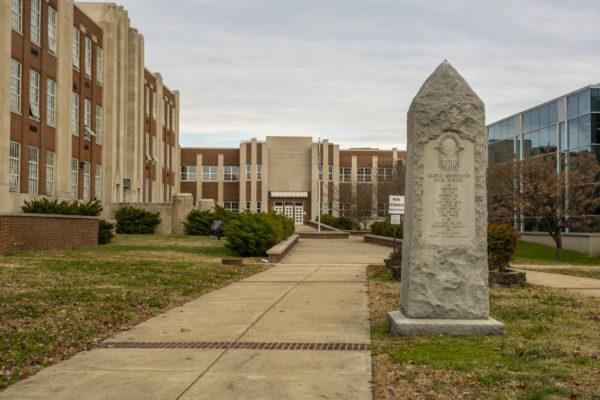 George Washington Middle School. (File photo)
