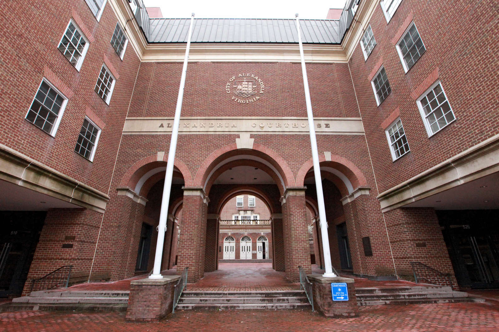 NEW: Alexandria Courthouse reopening to public on May 3