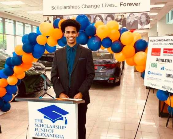 Scholarship Fund of Alexandria raises $450K in annual gala