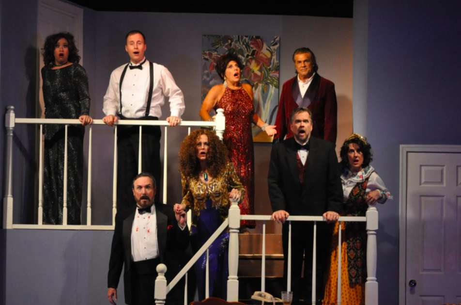 'Rumors' brings back laughs to Little Theatre of Alexandria